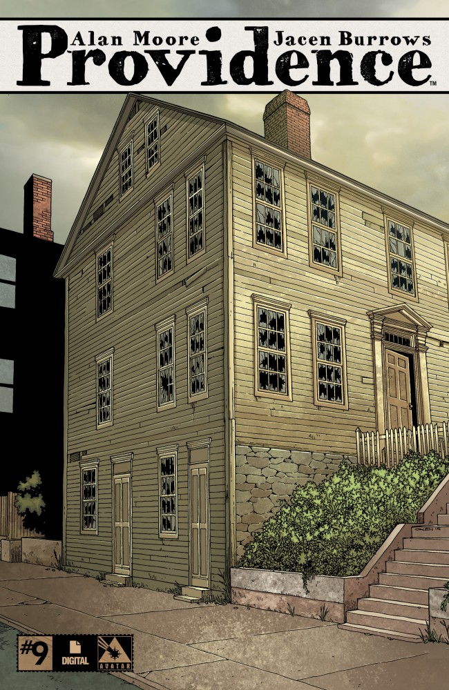 Download Providence #09