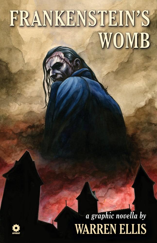 Download Frankenstein's Womb #1