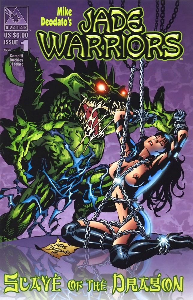 Download Jade Warriors - Slave of the Dragon #1