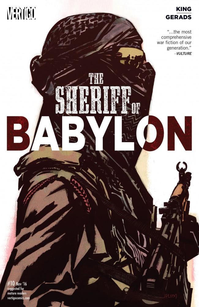 Download Sheriff of Babylon #10