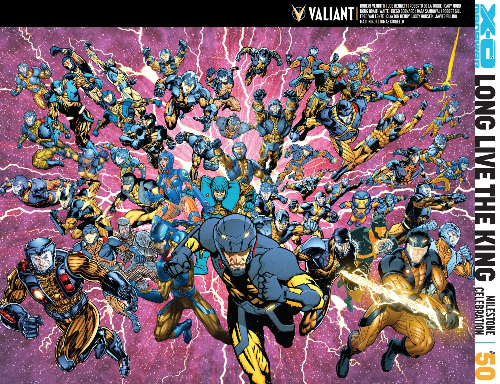 Download X-O Manowar #50