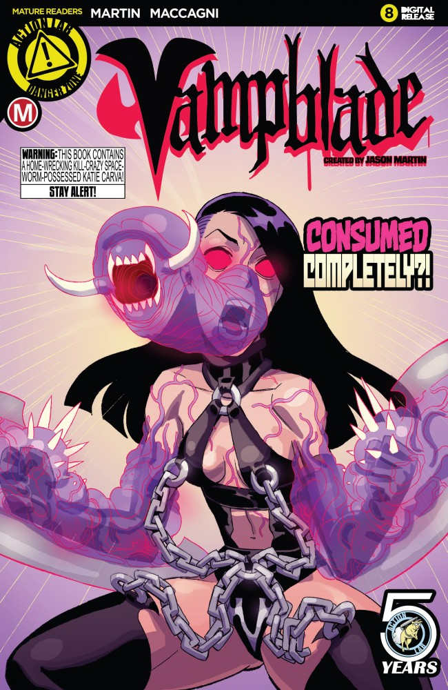 Download Vampblade #8