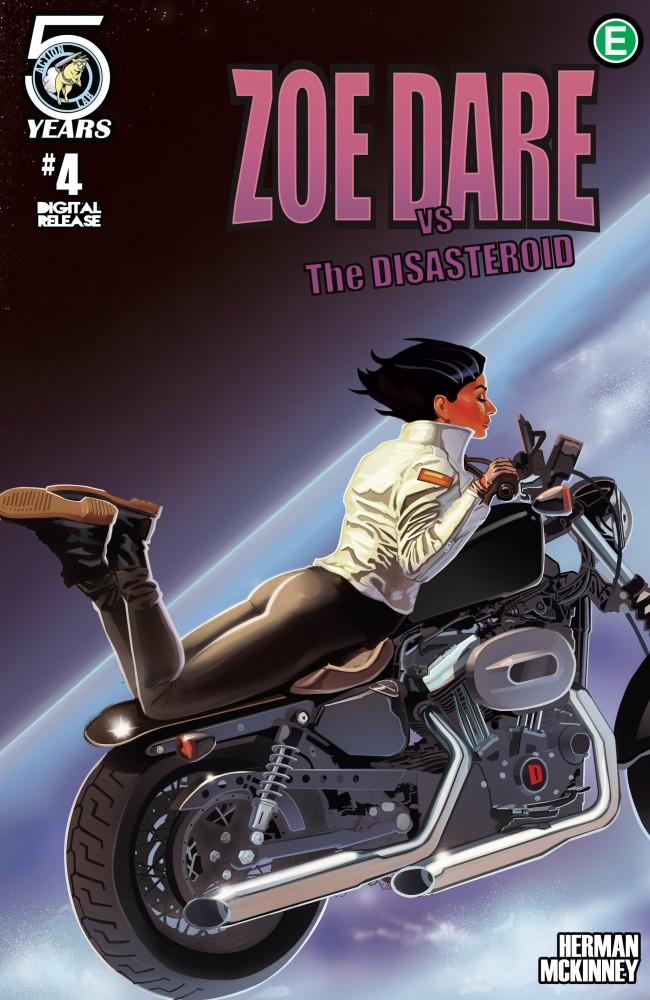 Download Zoe Dare vs The Disasteroid #4