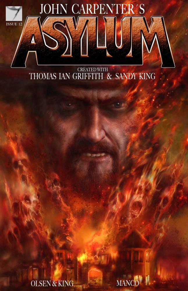 Download John Carpenter's Asylum #12
