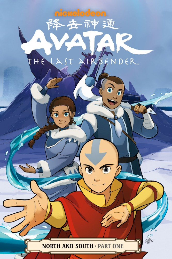 Download Avatar - The Last Airbender - North and South Part 1