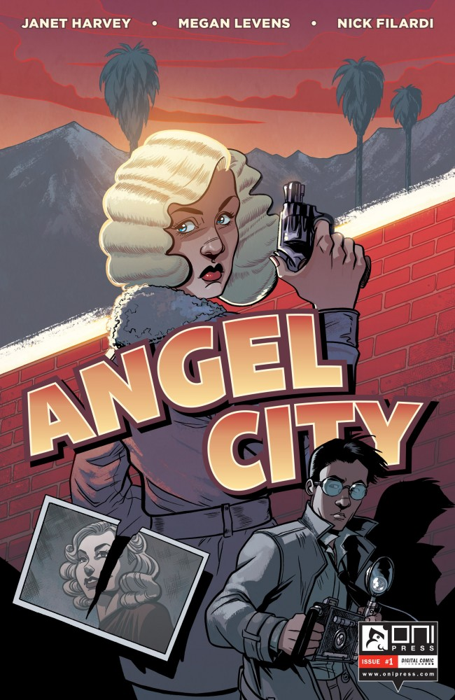 Download Angel City #1