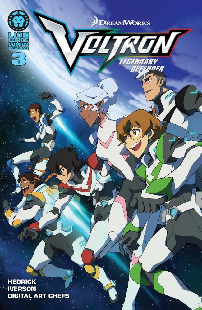 Download Voltron - Legendary Defender #3