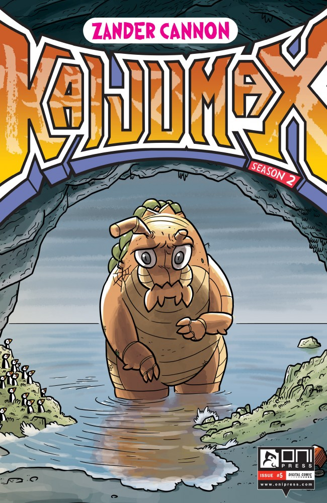 Download Kaijumax – Season Two #5