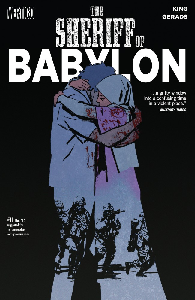 Download Sheriff of Babylon #11
