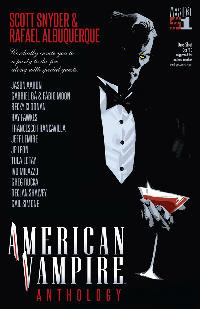 Download American Vampire - Anthology #1