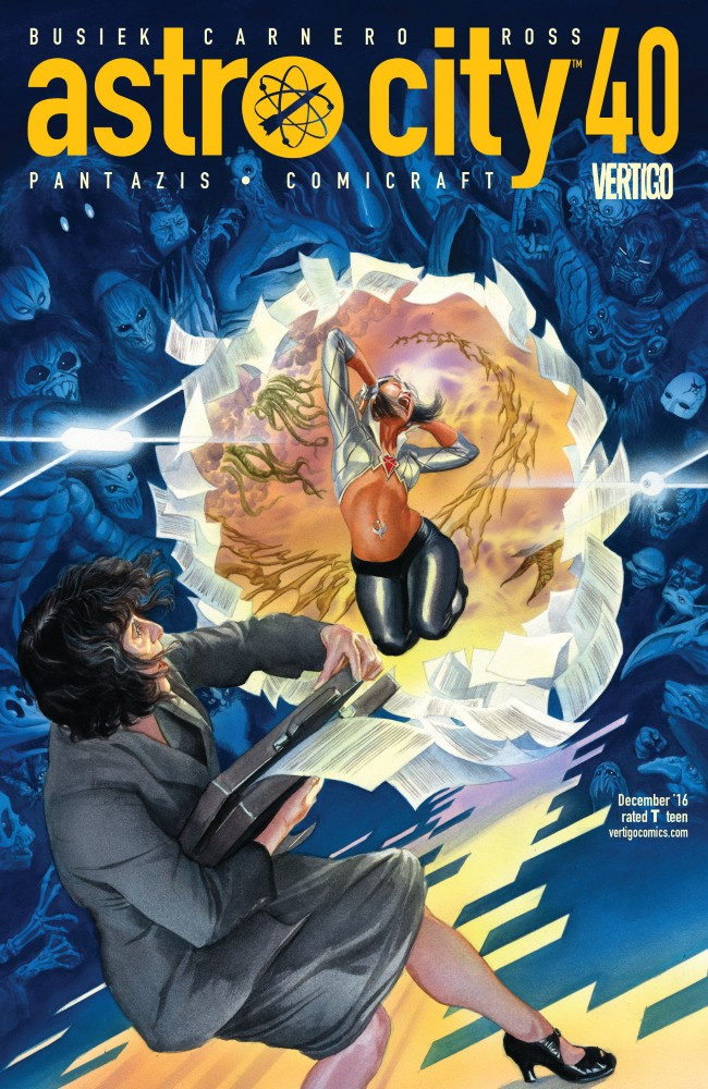 Download Astro City #40