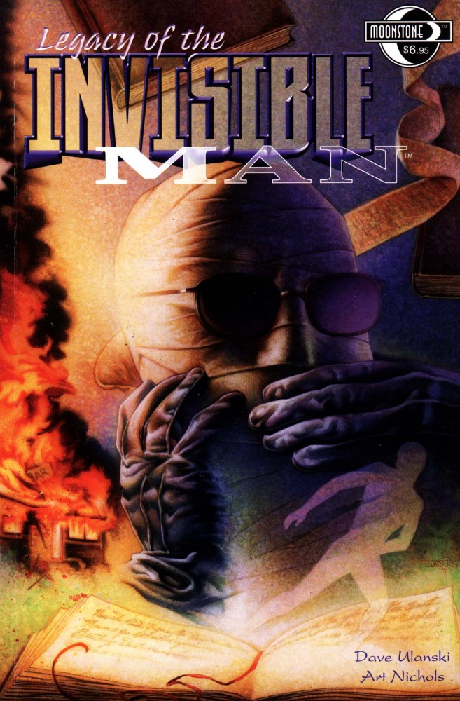Legacy of the Invisible Man #0