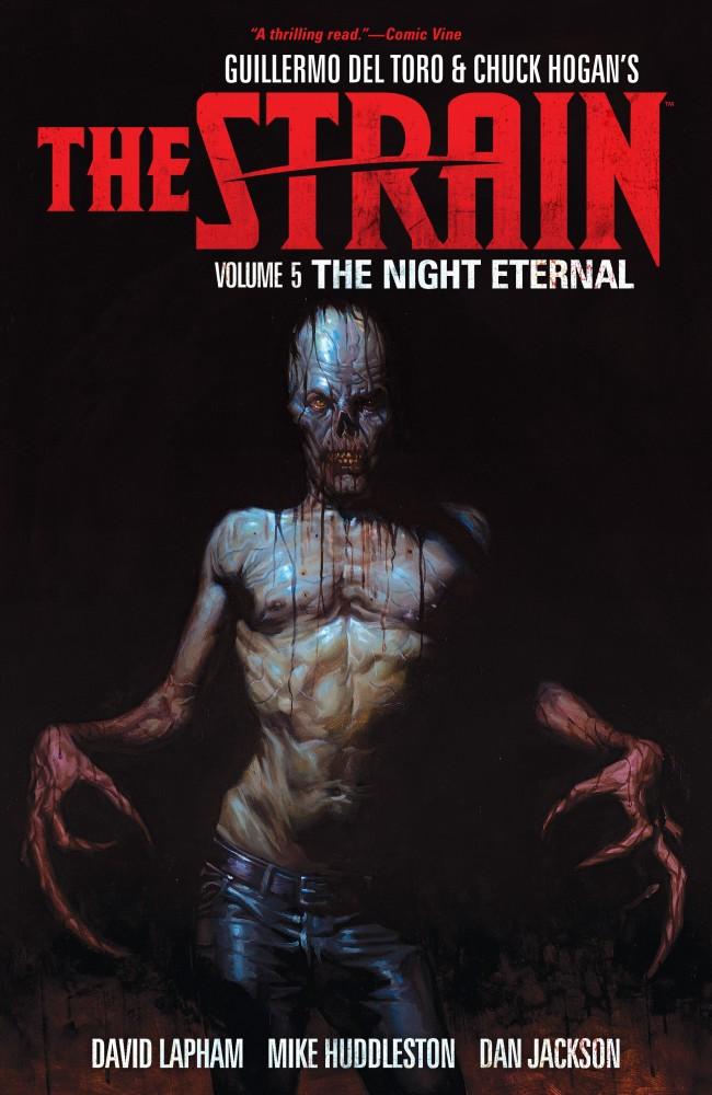The Strain Vol.5 – The Night Eternal