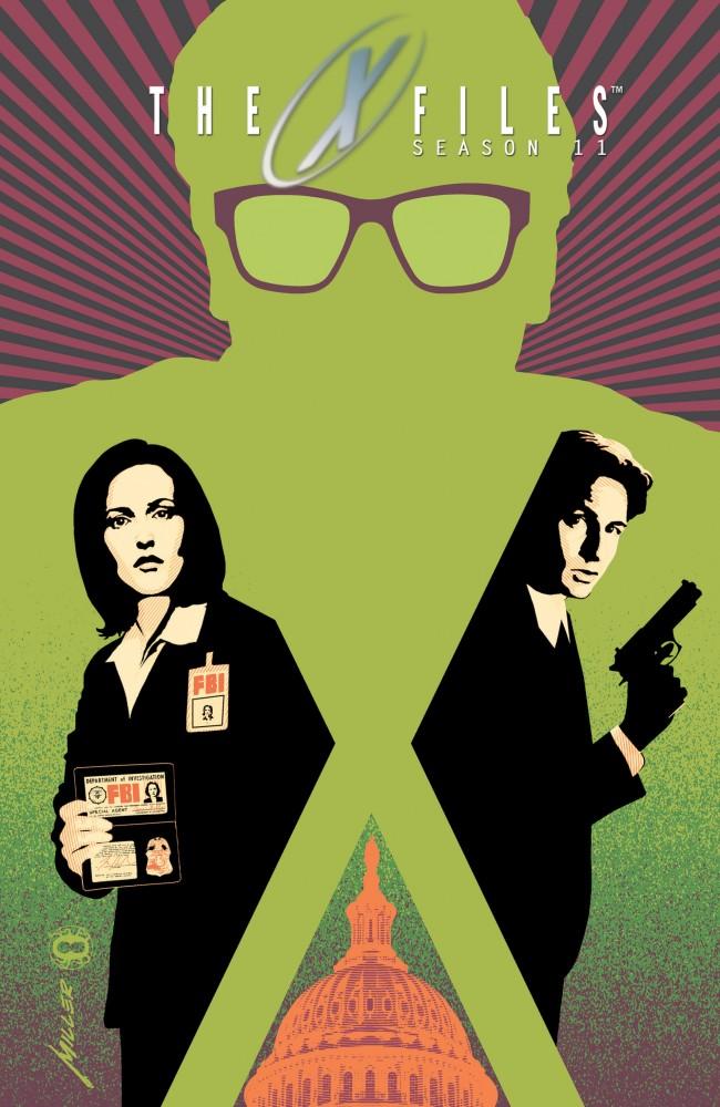 The X-Files – Season 11 Vol.1