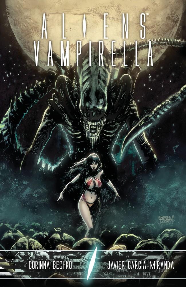 Vampirella – Aliens Vol.1