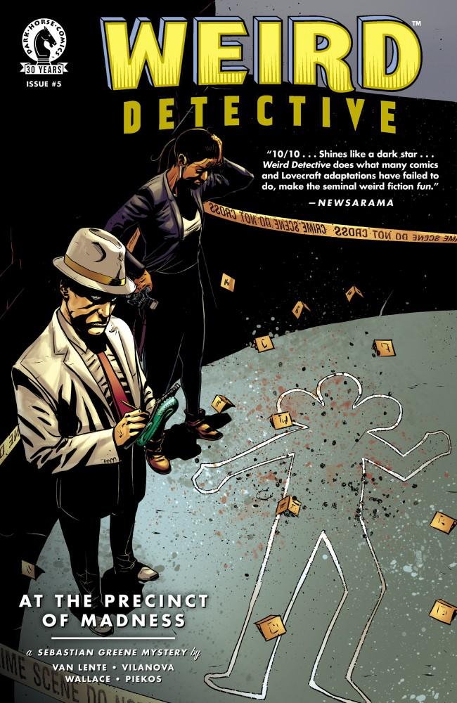 Weird Detective #05