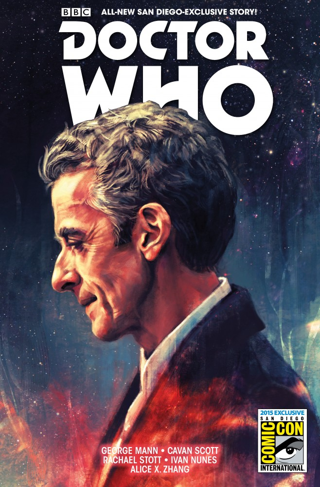 Download Doctor Who - San Diego Comic Con Exclusive