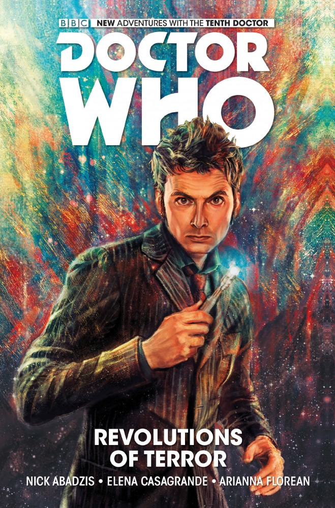 Download Doctor Who - The Tenth Doctor Vol.1 - Revolutions of Terror