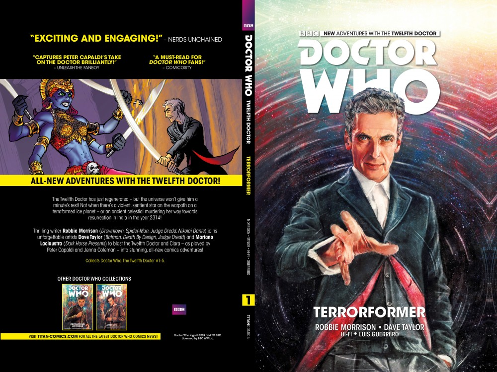 Download Doctor Who - The Twelfth Doctor Vol.1 - Terrorformer