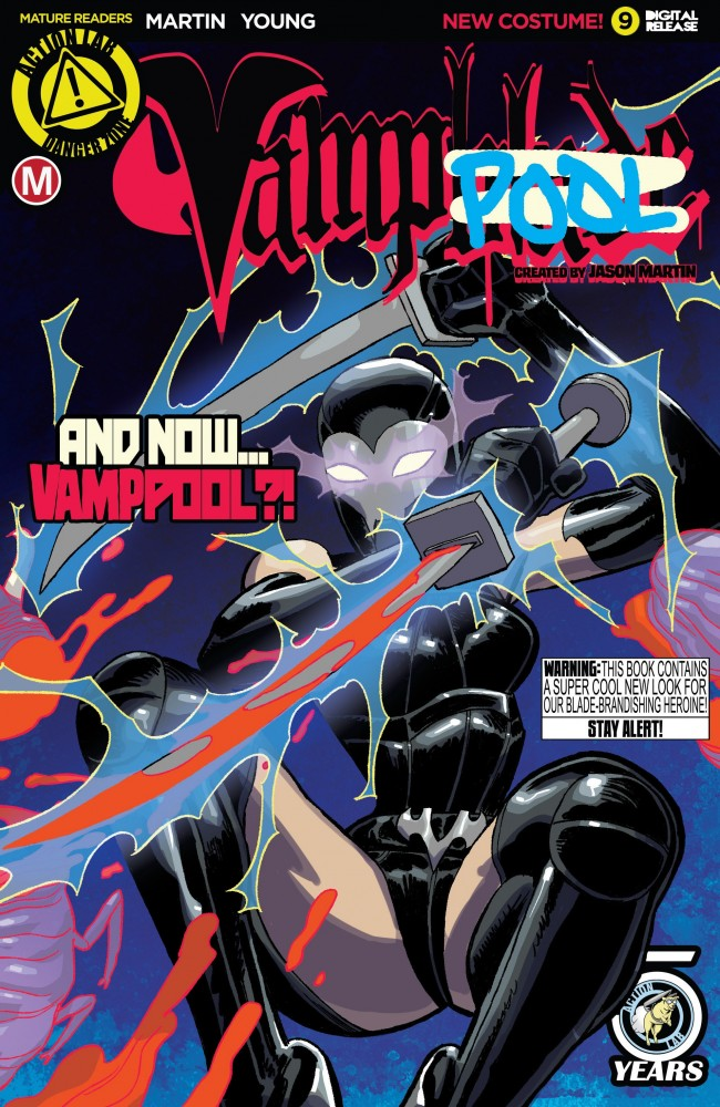 Download Vampblade #9