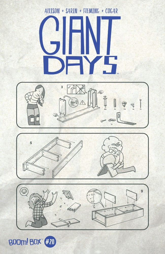 Download Giant Days #20