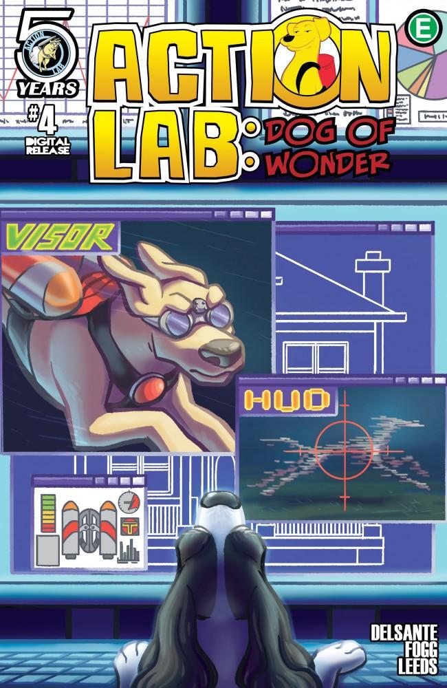Download Action Lab - Dog of Wonder #4