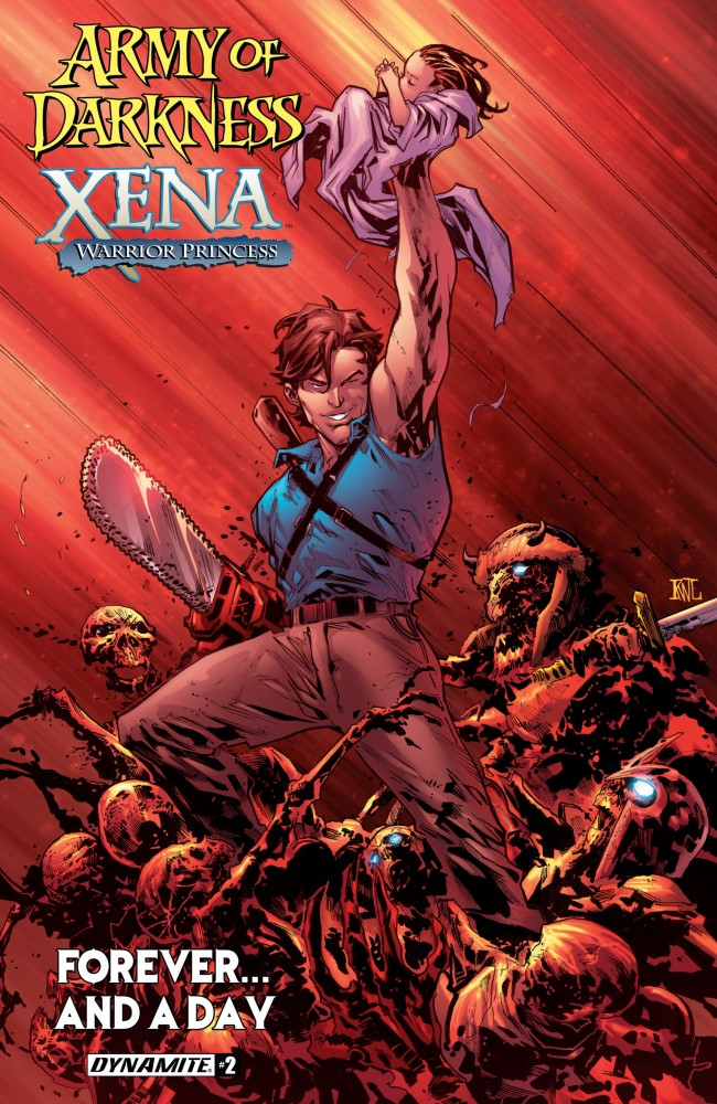 Download Army Of Darkness - Xena Warrior Princess Forever...And A Day #2