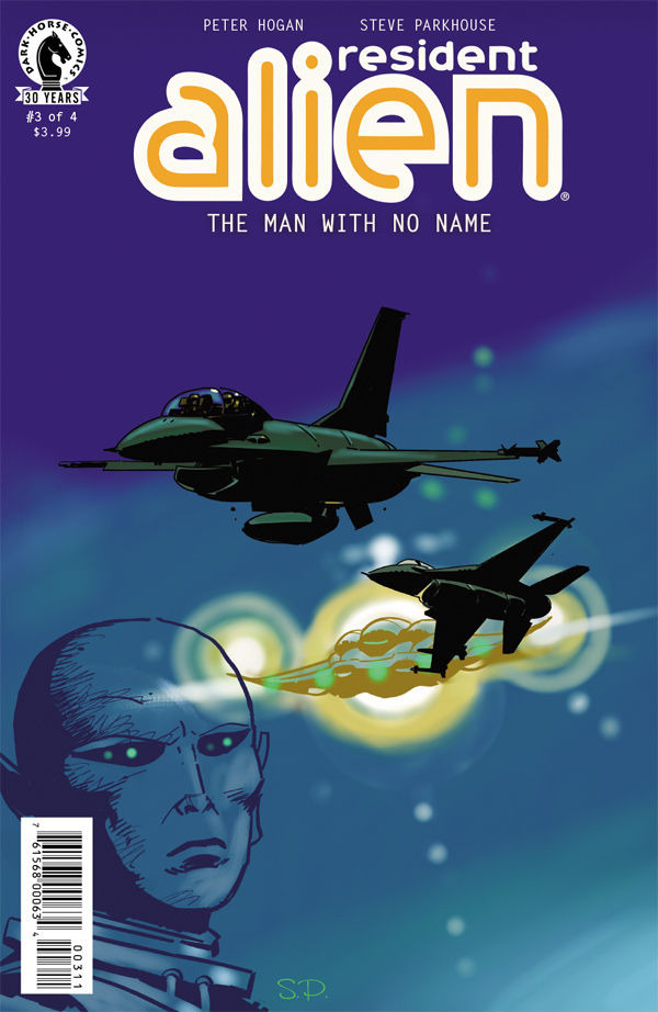 Download Resident Alien - The Man with No Name #3