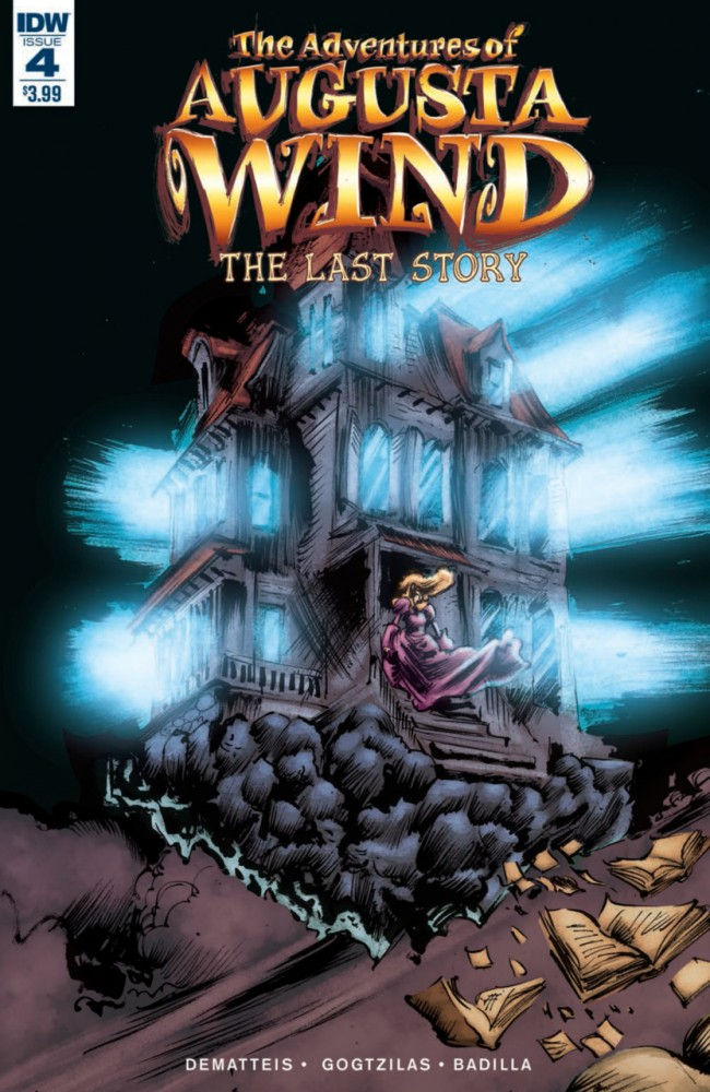 Download The Adventures of Augusta Wind - The Last Story #4