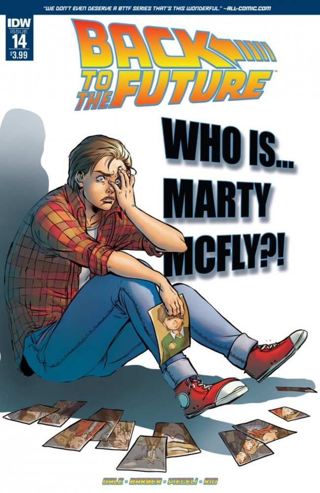 Download Back to the Future #14