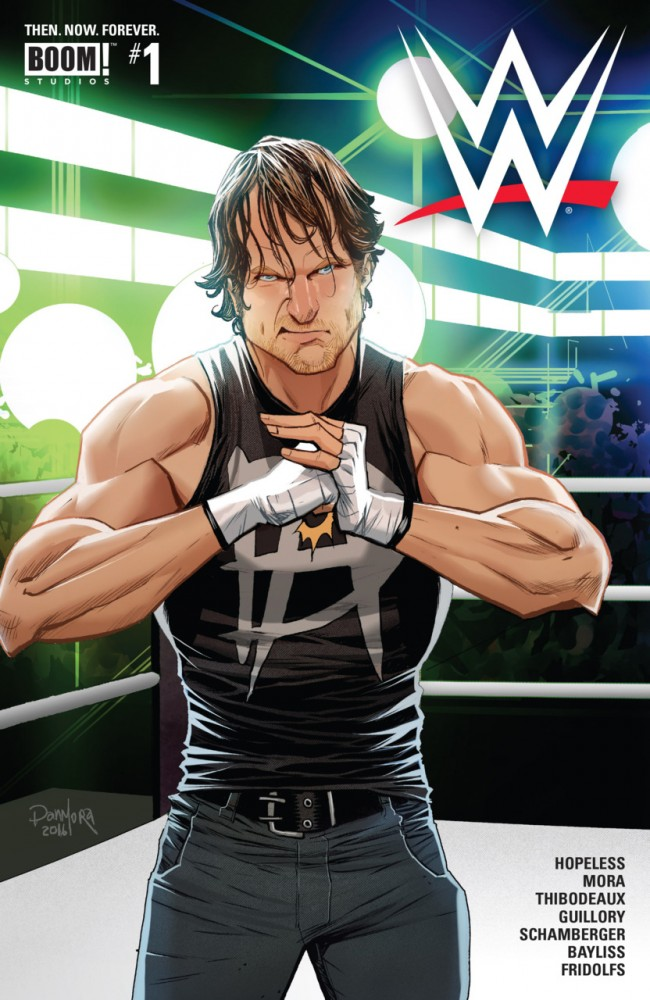 Download WWE: Then. Now. Forever. #1