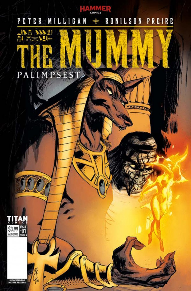 Download The Mummy #1