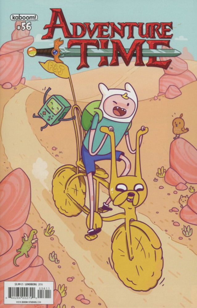 Download Adventure Time #56