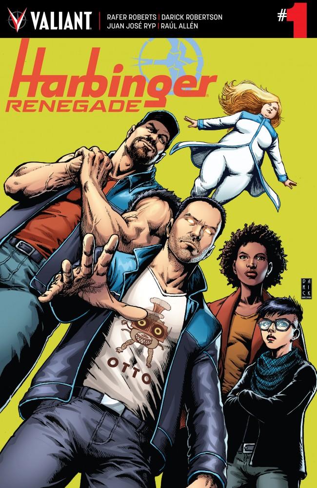 Download Harbinger Renegade #1