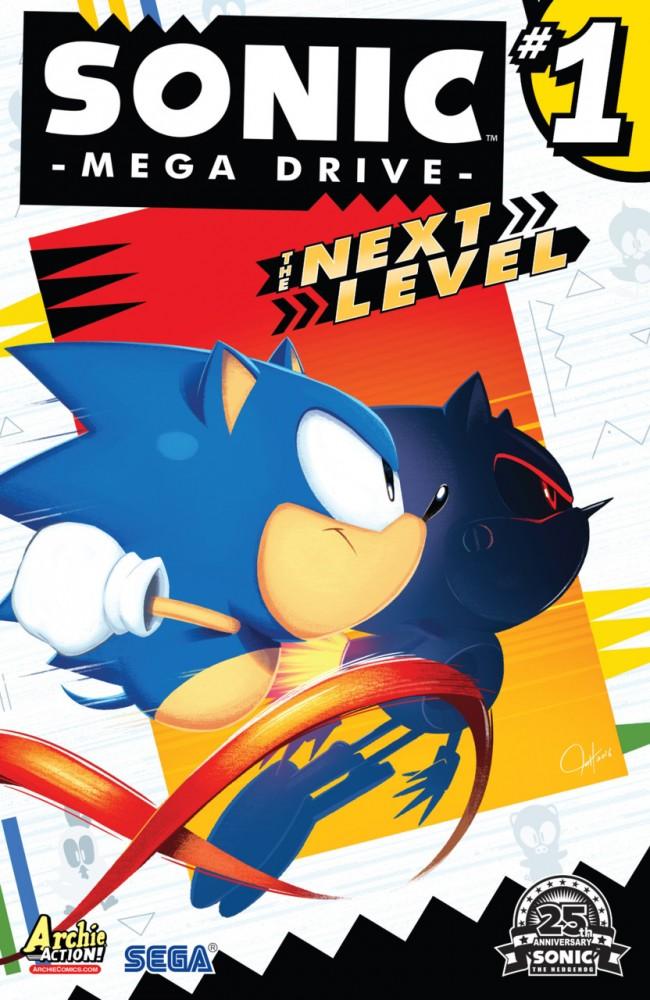 Download Sonic Mega Drive - Next Level #1