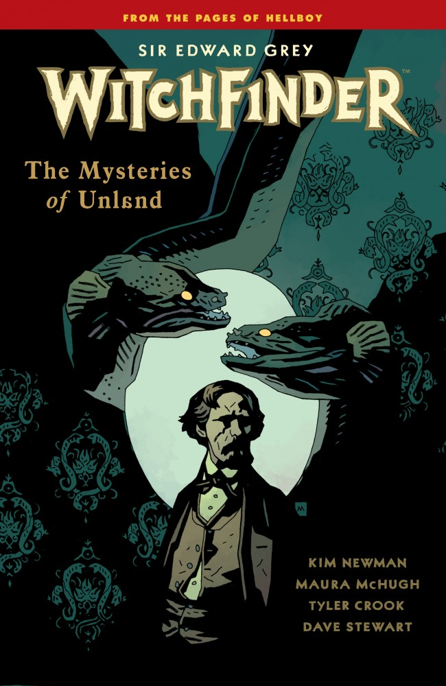 Download Sir Edward Grey - Witchfinder Vol.3 - The Mysteries of Unland
