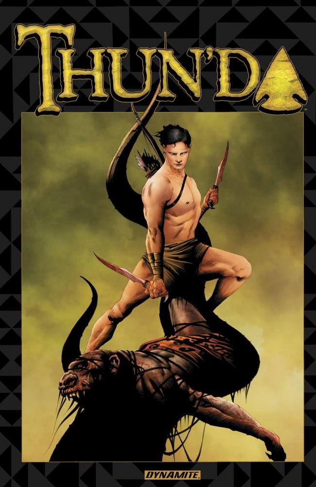 Download Thun'da TPB Vol.1