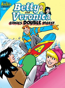 Download Betty & Veronica Comics Double Digest #230