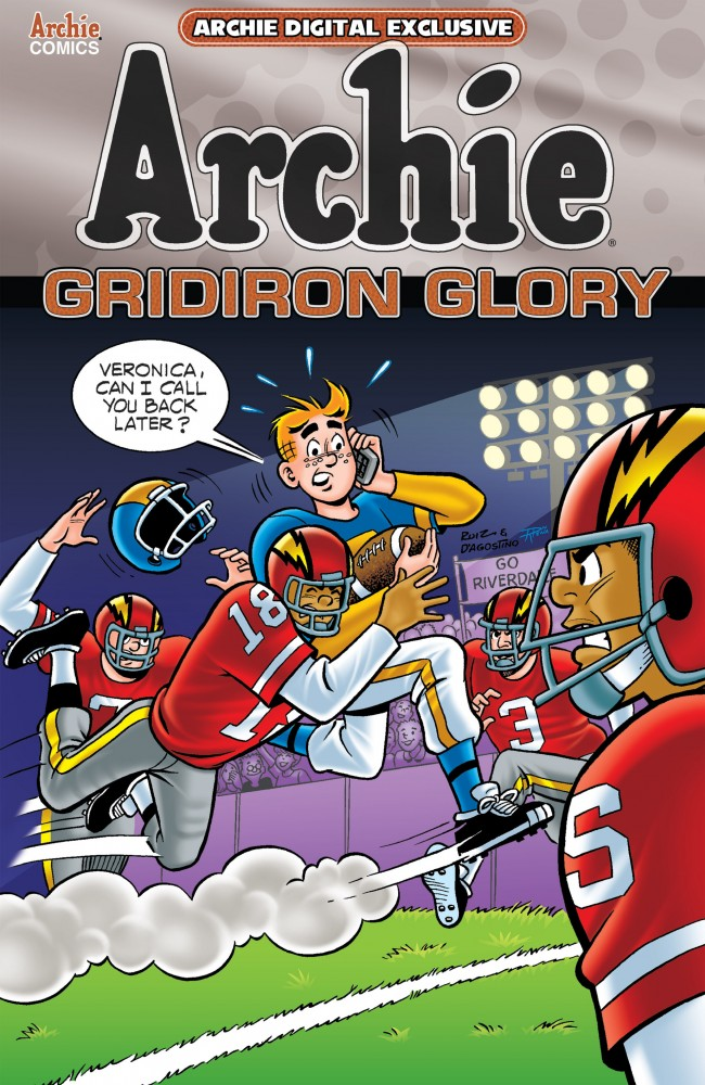 Download Archie - Gridiron Glory #1