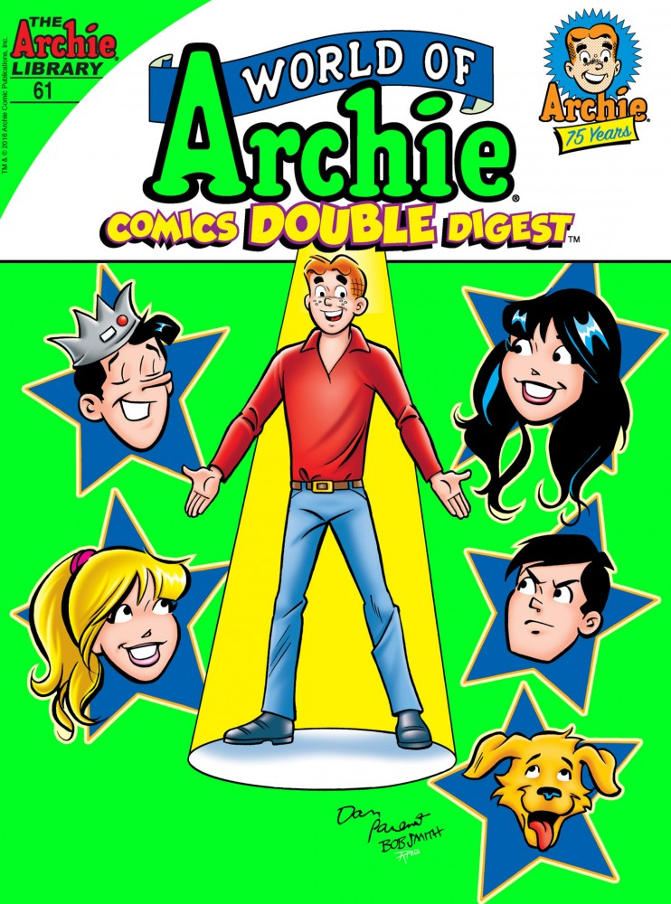 Download World of Archie Comics Double Digest #61