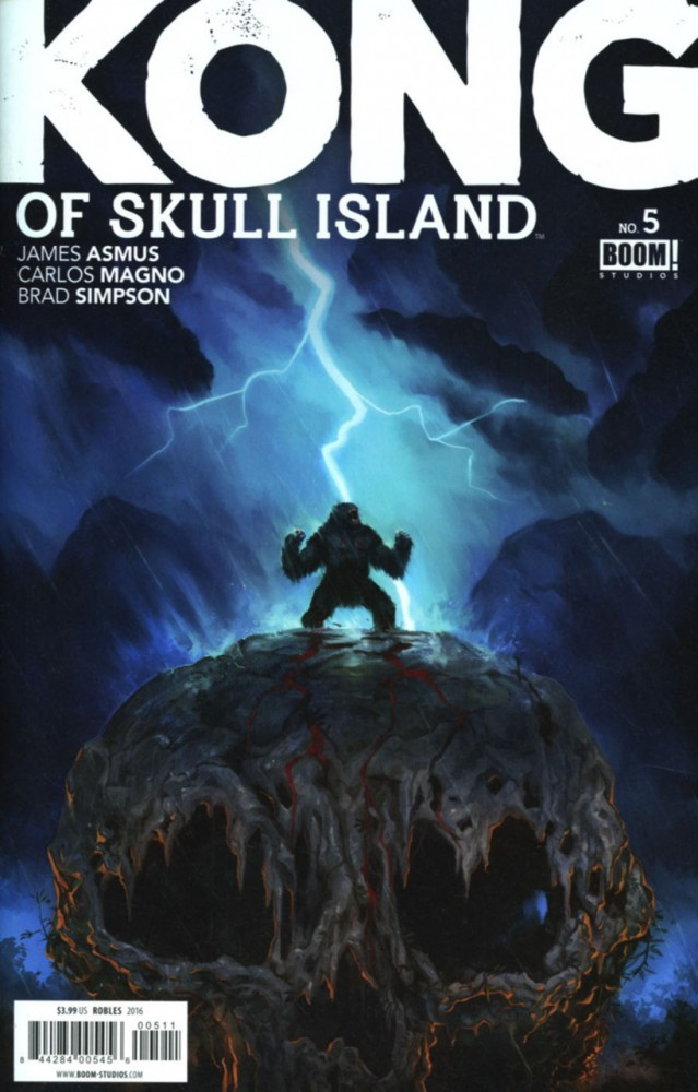 Download Kong Of Skull Island #5