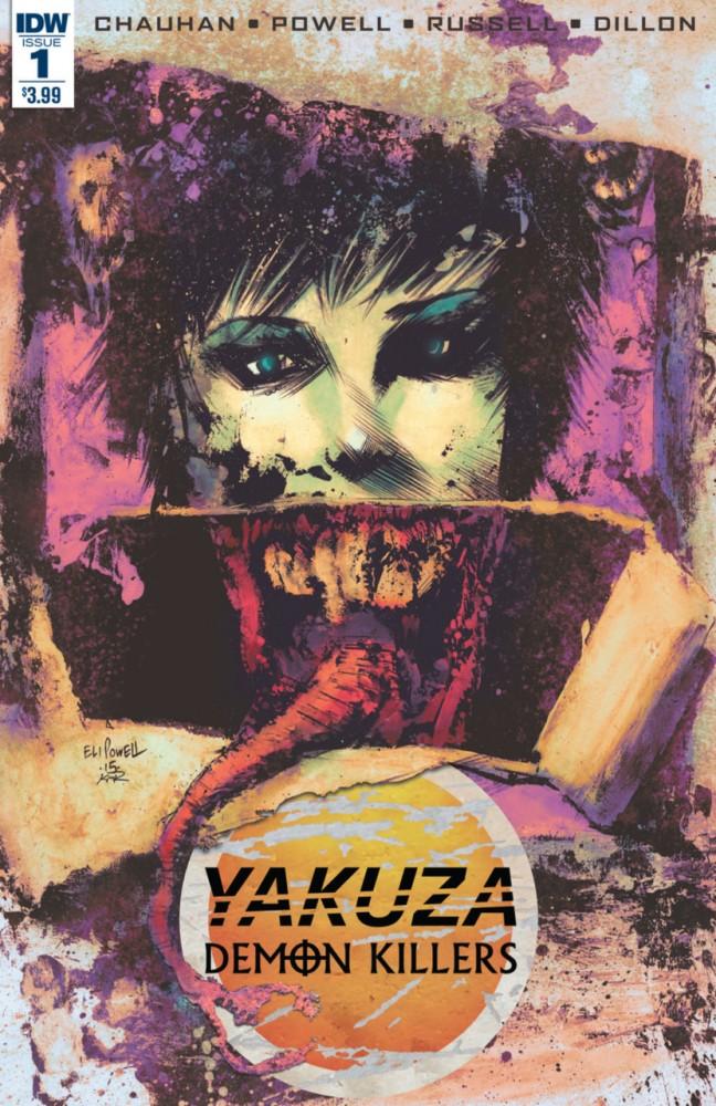 Download Yakuza Demon Killers #1