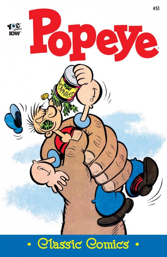Download Classics Popeye #51