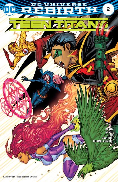 Teen Titans #02