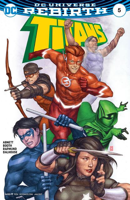 Titans #05