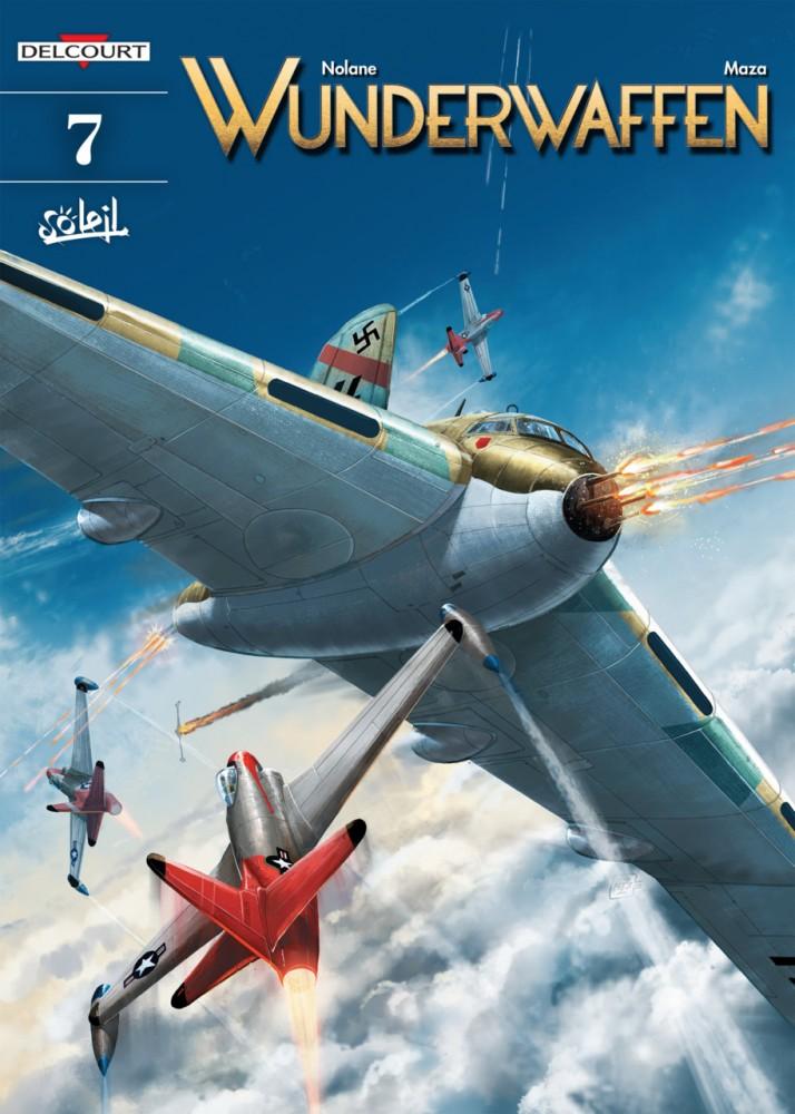 Wunderwaffen Vol.7 – Amerika Bomber