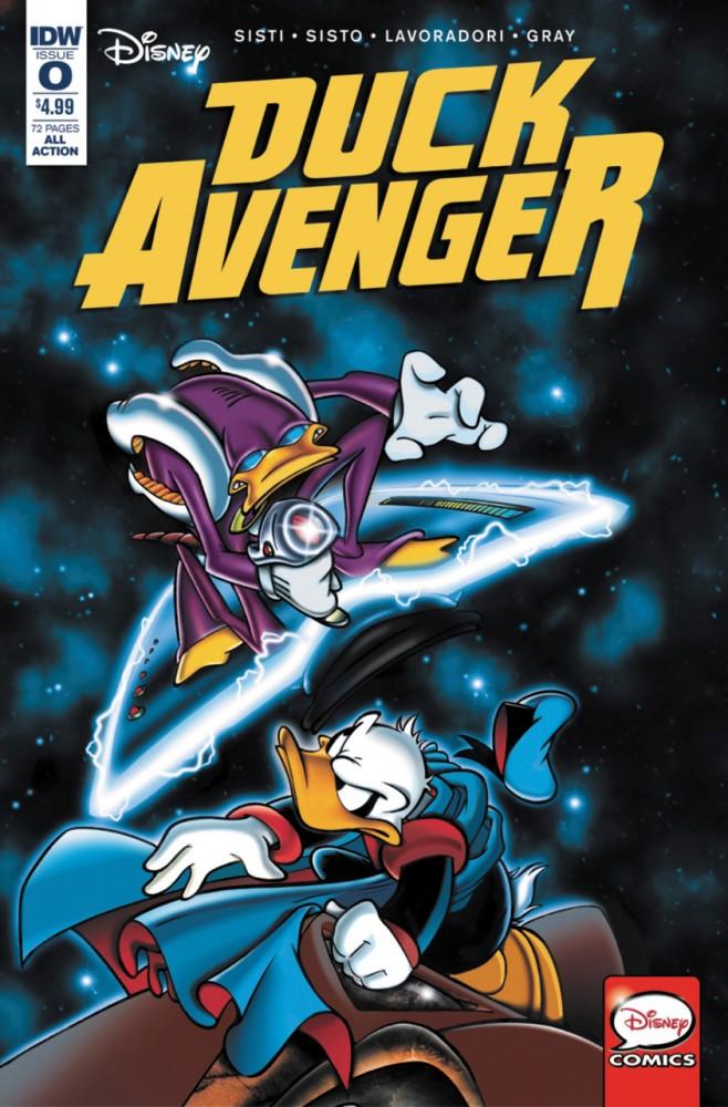 Download Duck Avenger #0