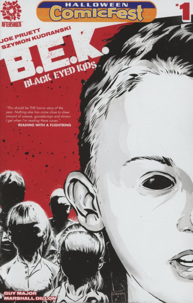 Download Black Eyed Kids #1 - Halloween ComicFest