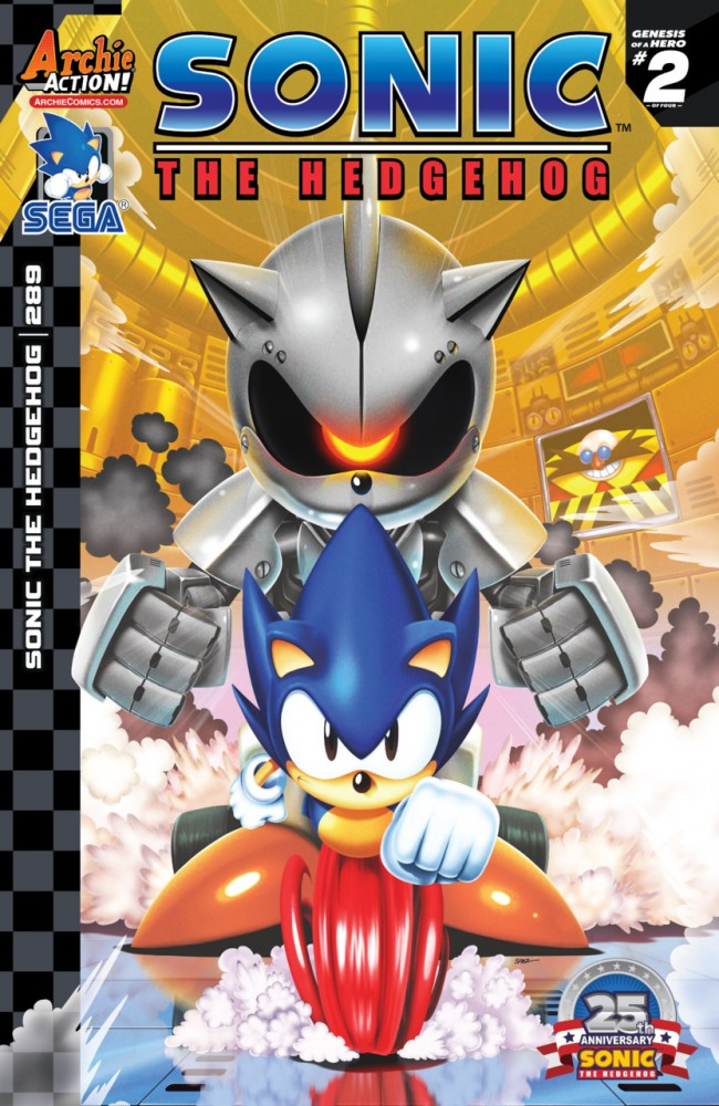 Download Sonic the Hedgehog #289