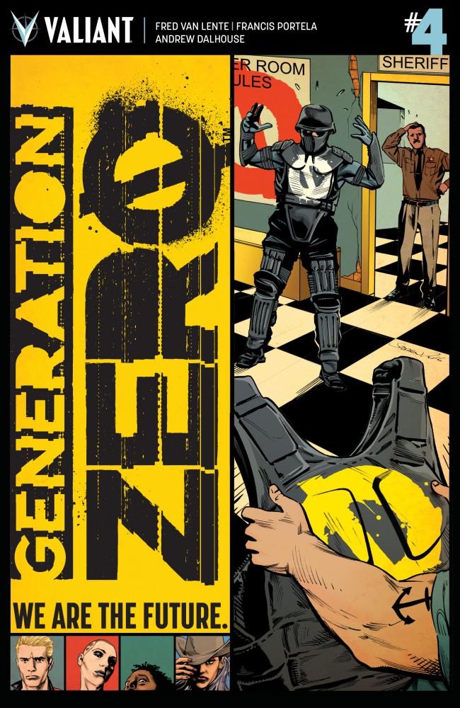 Download Generation Zero #4